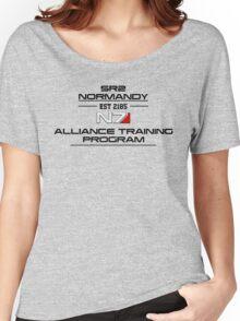 Mass Effect - N7 Training Shirt Women's Relaxed Fit T-Shirt