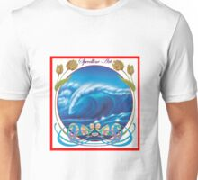 Wave Nouveau revised Unisex T-Shirt
