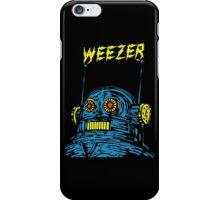 Weezer Robot iPhone Case/Skin