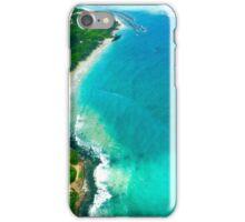Maui Coast by Air iPhone Case/Skin
