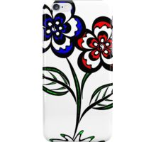 Pairopetals iPhone Case/Skin