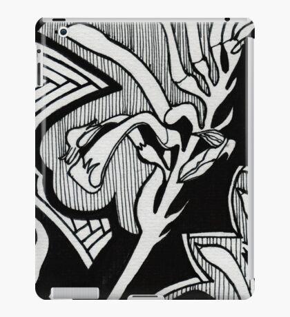 Australian Flower - Kangaroo Paw - Kerry Beazley iPad Case/Skin