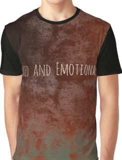 The world impinges Graphic T-Shirt