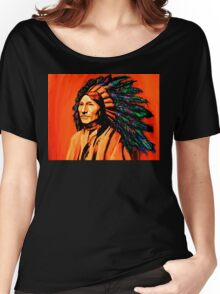 Native Sun Variant  Women's Relaxed Fit T-Shirt