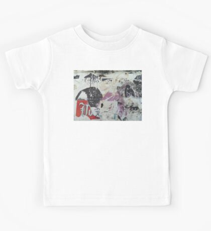 a glimpse into the urban time capsule Kids Tee