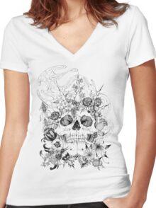 Liberte toujours Women's Fitted V-Neck T-Shirt