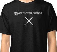Swords with Friends Classic T-Shirt