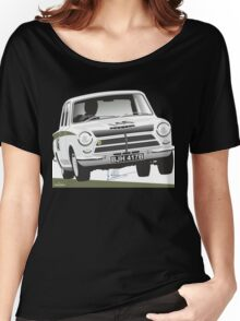Jim Clark's Ford Cortina Lotus 1964 Women's Relaxed Fit T-Shirt