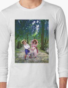 JACK AND JILL Long Sleeve T-Shirt