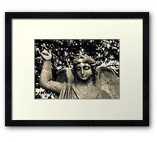 Angel of Light Framed Print