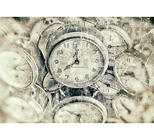 Time And Time Again Photographic Print