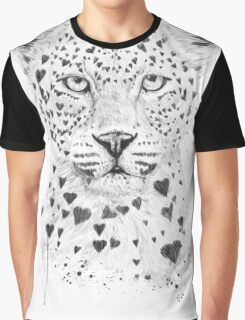 Lovely leopard Graphic T-Shirt