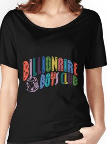 Billionaire Boys Club Women's Relaxed Fit T-Shirt