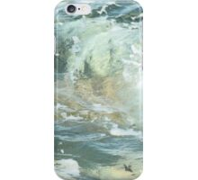 Cushion me soft, rock me billowy drowse, Dash me with amorous wet. iPhone Case/Skin