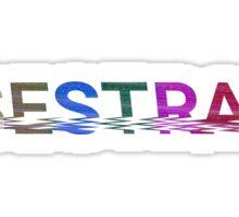SESTRAS VHS - Orphan Black Sticker
