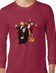 The Communist Party Long Sleeve T-Shirt