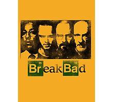 Break Bad Photographic Print
