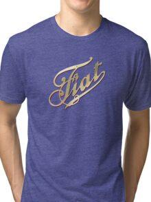 Vintage Fiat Tri-blend T-Shirt