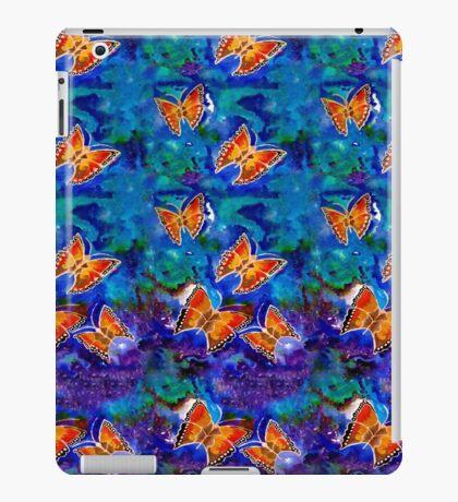 Wax Relief Butterflies iPad Case/Skin