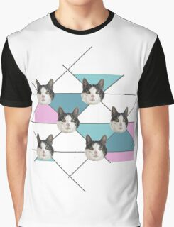 Kitten Issues  Graphic T-Shirt