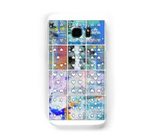 In The Cards Samsung Galaxy Case/Skin