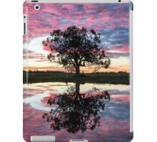 Mirror tree iPad Case/Skin
