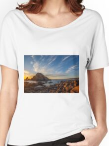 Sugarloaf Rock  Women's Relaxed Fit T-Shirt