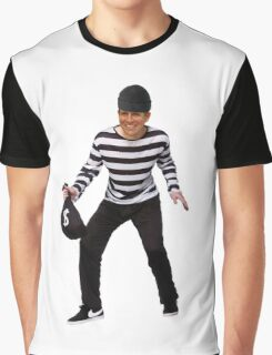 Mike Baird Crook Graphic T-Shirt