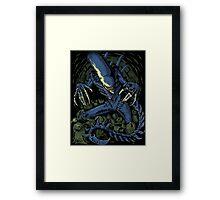 Xenomorph Framed Print
