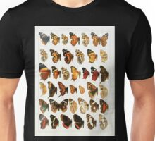 The Macrolepidoptera of the world a systematic account of all the known Butterflies Moths Adalbert Seitz V1 V3 1906 182 Pyrameis Victoriana Unisex T-Shirt