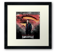 Smallville Drama Movie Framed Print