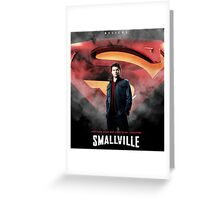 Smallville Drama Movie Greeting Card