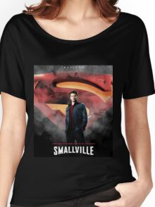 Smallville Drama Movie Women's Relaxed Fit T-Shirt