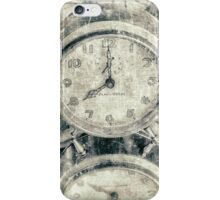 Time And Time Again iPhone Case/Skin