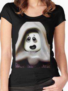 Lego Specter minifigure Women's Fitted Scoop T-Shirt
