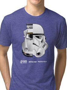 RAUH WELT : PORSCHE Tri-blend T-Shirt