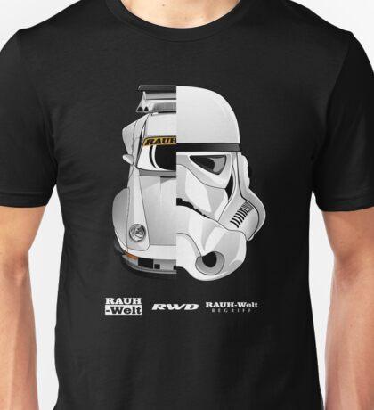 RAUH WELT : PORSCHE Unisex T-Shirt