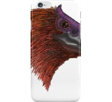 Red Crow iPhone Case/Skin