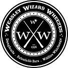 Weasley Wizard Wheezes Logo by pixelspin