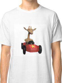 Wild Animal Racing  Classic T-Shirt