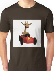 Wild Animal Racing  Unisex T-Shirt