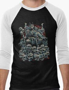 Soul King Men's Baseball ¾ T-Shirt