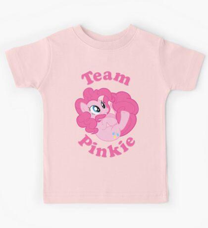 Team Pinkie Kids Tee
