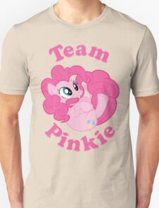 Team Pinkie Unisex T-Shirt
