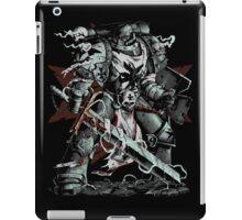 Black Templars iPad Case/Skin