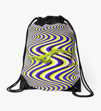 Wind Of Freedom Drawstring Bag
