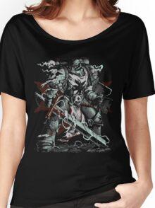 Black Templars Women's Relaxed Fit T-Shirt