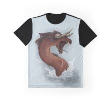serpent Graphic T-Shirt
