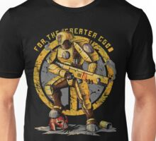 Fire Warrior Unisex T-Shirt