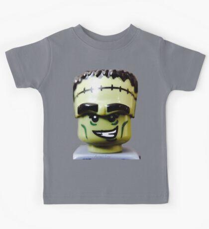 Lego Monster Rocker minifigure Kids Tee